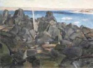 А.Рыбников «Остров Диксон» (1933)