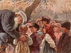 ...Только по инициативе Л. Толстого в окрестностях Ясной Поляны было открыто 20 небольших  школ для крестьянских детей.