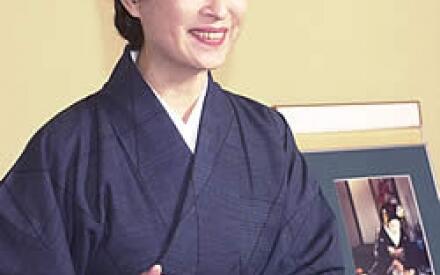 Минеко в 2002 году.