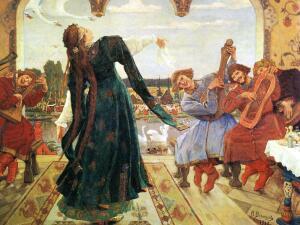 В.Васнецов «Царевна-Лягушка»