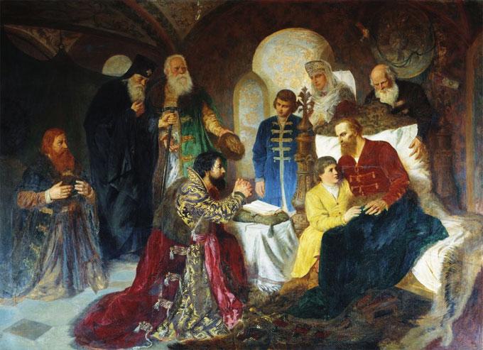Как кузьма минин и князь дмитрий