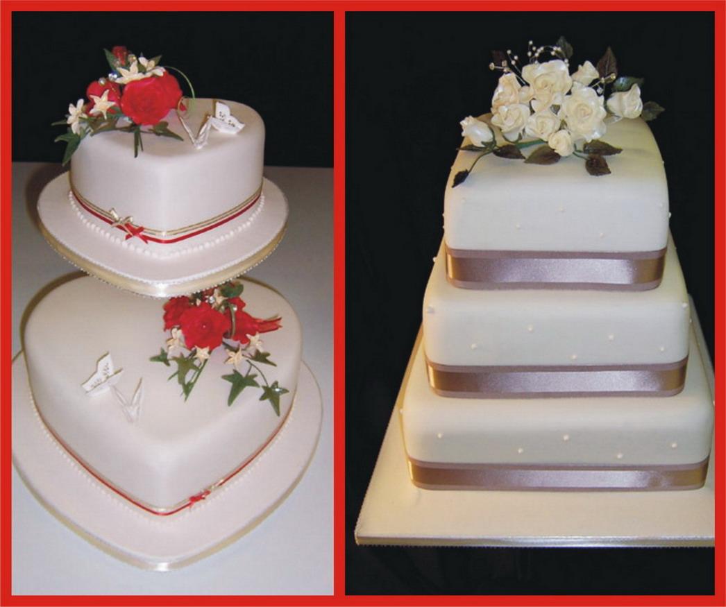 Свадебные торты из коллекций jenny's cakes