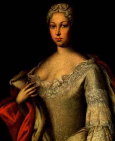Княгиня Наталья Долгорукая, урожденная Шереметева