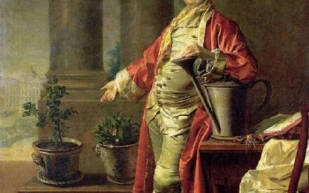 Д.Г.Левицкий, портрет П.А.Демидова