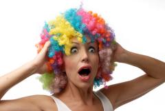 У римлян смысл слова происходил от понятий радости, веселья, у евреев – от шутки, смеха.