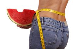 Диет для уменьшения веса очень много.