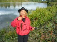 Брать или не брать женщин на рыбалку?