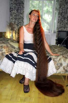 Картинки девушки с длинными волосами распущенными