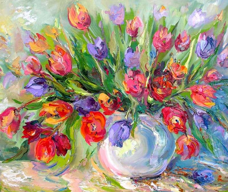 Тюльпаны как вложение капитала