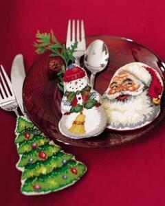 Новогодние закуски как украсить стол.