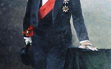 Автопортрет. 1898 г.
