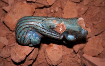 Гробницу Сети I первым обнаружил и исследовал