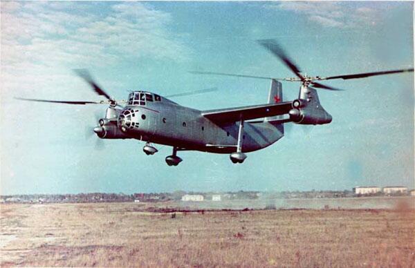 Винтокрыл КА-22
