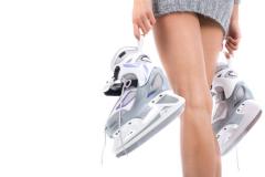 Как научиться кататься на коньках? «Чайник» - «чайнику»