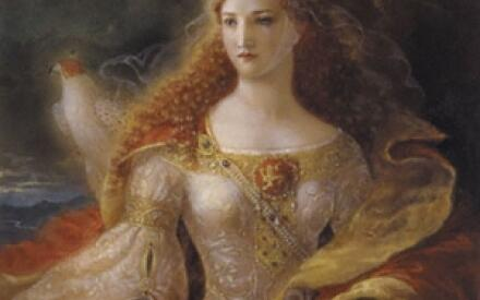 Элеонора Аквитанская