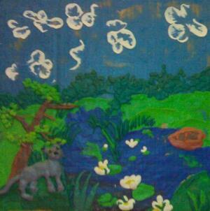 Что вы знаете о пластилиновой живописи?