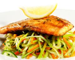 Любая рыба, приготовленная в кляре, становится ароматной и аппетитной.