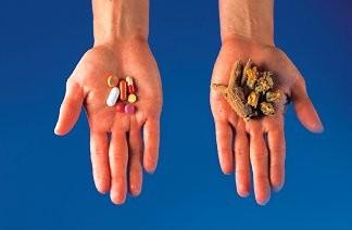 Что выбираете Вы для поддержания здоровья - природные средства  или химические препараты ?