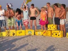Желтые чемоданчики