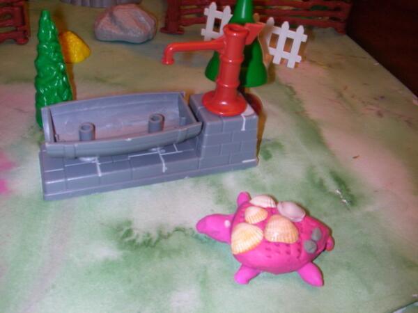 Вот такая черепаха!