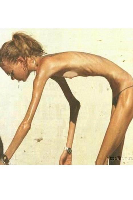 Фото голых девушек. Необычная эротика.