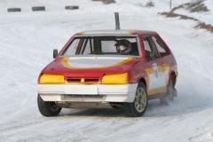 ВАЗ-2108 на гонках
