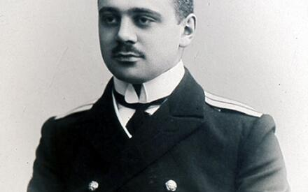 Вилькицкий Борис Андреевич