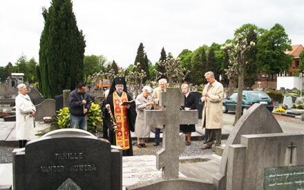 Иксельское кладбище— самое русское кладбище в Брюсселе