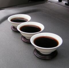 Черный-пречерный чай ПУ-ЭР