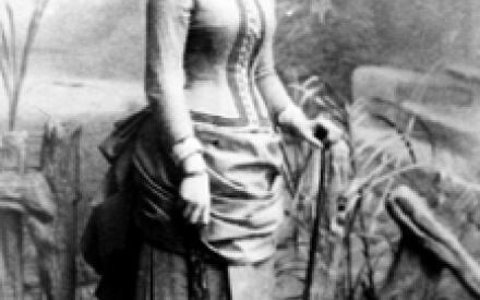 17-летняя Роза Кауфман