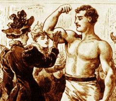 Как силач XIX века Евгений Сандов стал «отцом» культуризма и бодибилдинга?