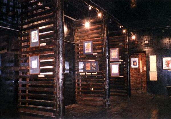 В Музее творчества аутсайдеров индивидуальный подход к каждому художнику