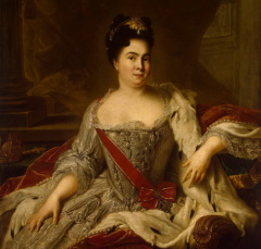 Марта Скавронская - императрица Екатерина I