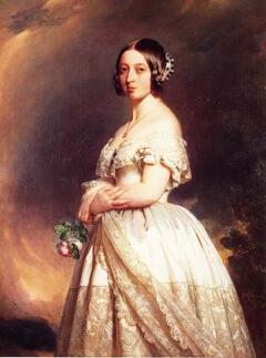 Такой была Виктория, когда в неё влюбился великий князь Александр
