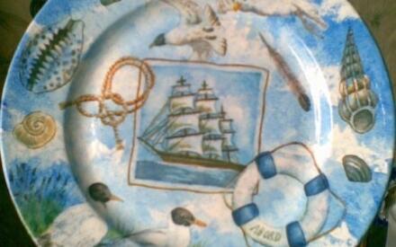 Морские мотивы всколыхнут теплые воспоминания о счастливом отдыхе на побережье