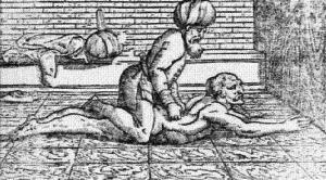 Методика массажа Авиценны отличалась от греческой и римской большей интенсивностью, воздействием ногами и массой тела