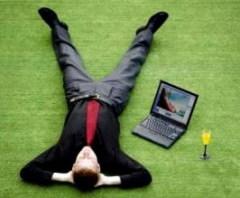 Бизнесмен должен органично вписывать свою жизнь в Интернет. И наоборот.
