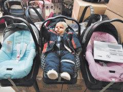 Как выбрать автомобильное кресло для ребенка?