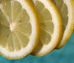 Кто там морщился, поедая лимон? Он был неправ...