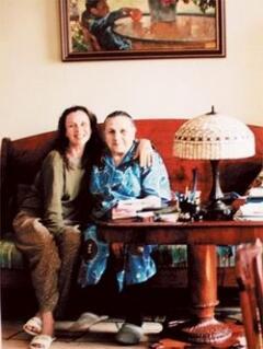 Любовь в гостях у мамы Ольги Пантелеевны (2002)