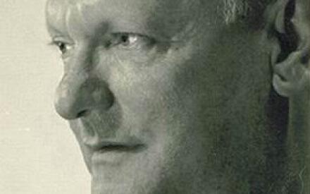 Марк Фрадкин в зрелые годы выглядел настоящим русским интеллигентом