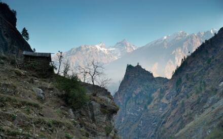 Маленькая деревня, Тибет