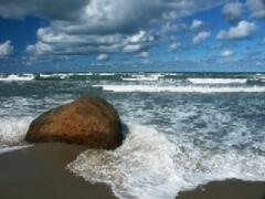 Не бейте бутылки о прибрежные камни!