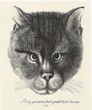 Кот русского царя Алексея Михайловича