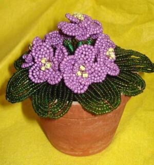 плетение цветов из бисера схемы. схемы плетения цветов и деревьев из.