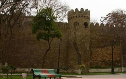 Крепость «Ичери шехер»