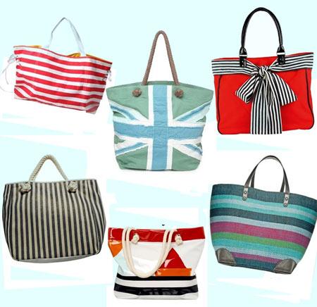Вязание спицами и крючком  Пляжные сумки . Кройка, шитье и вязание 6e70758196c