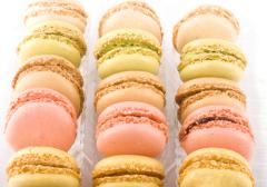 Пробовали ли вы макароны - один из любимых десертов французов?