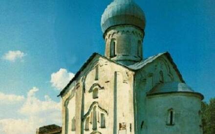 Церковь  Иоанна Богослова в Радоковицах.