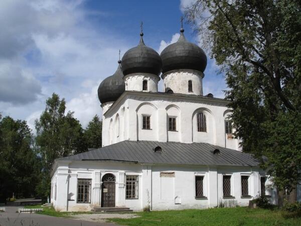 Храм Рождества Богородицы в Антониевом монастыре.